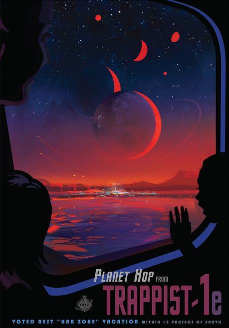 affiche TRAPPIST-1e