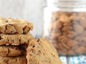 Cookies l'okara d'amande, abricots secs pépites chocolat noir {sans gluten}