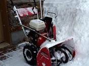 vieille fraiseuse neige Honda