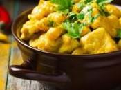 Curry poulet minceur pois chiche