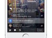 Facebook lance publicités dans vidéos direct demande)