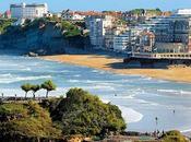 Apprécier meilleurs hôtels bord Biarritz