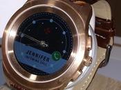 2017 MyKronoz lance ZeTime, montre connectée avec deux aiguilles