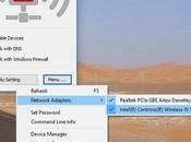 NetDisabler vous permet désactiver rapidement votre connexion Internet/Réseau simple clic souris