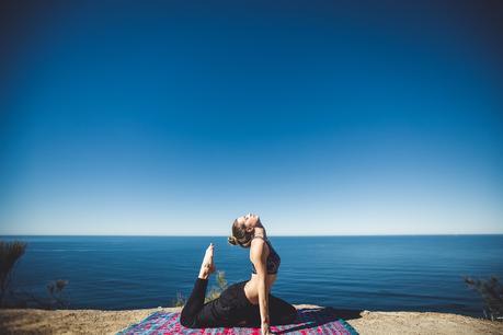 Le yoga et moi.