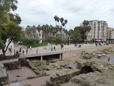 L'histoire grandeur nature et à pas cher à Malaga !