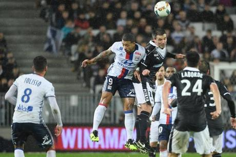 Football - Football - Bordeaux et Lyon ont partagé les points. (F. Faugere/L'Equipe)