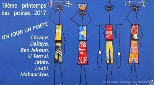 L'AfriqueS sur Bernay-radio.fr pour le printemps des poètes 2017…