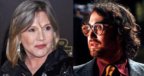 [Revue de presse] Sean Lennon a coécrit une chanson avec Carrie Fisher avant sa mort