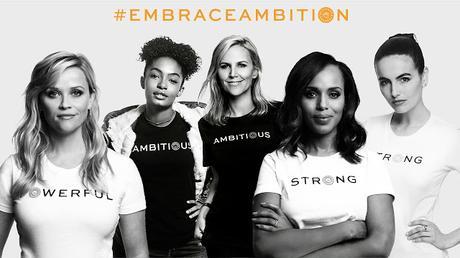 #EmbraceAmbition par Tory Burch vise à encourager les femmes à faire preuve d'ambition