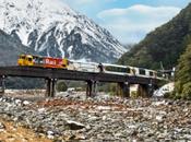 Voyager Nouvelle-Zélande train