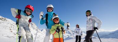Casques de ski en Amérique ...