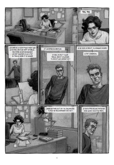 Proies faciles édition Rue de Sèvres Page 11