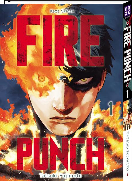 Le manga Fire Punch en pré-publication gratuite pendant 24 heures