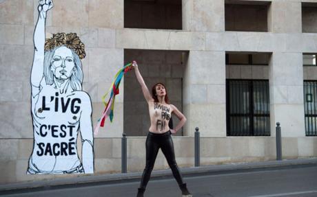 le #FN, cette antithèse du #féminisme #JourneeDesDroitsDesFemmes