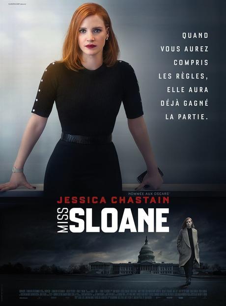 [critique] Miss Sloane : la bonne surprise