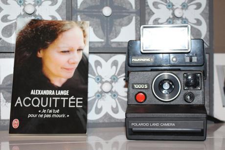 Journée des droits de la femme: Acquittée d'Alexandra Lange
