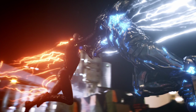 Les critiques // The Flash : Saison 3. Episode 15. The Wrath of Savitar.