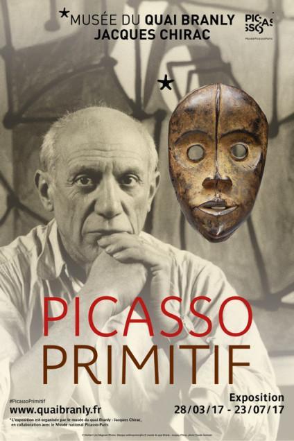 Exposition : Picasso Primitif au Musée du Quai Branly