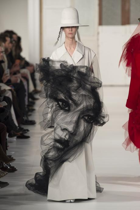 Maison Margiela, Fashion Week, Haute Couture, Paris, Printemps-Eté 2017
