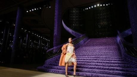 Paris Fashion Week :Jour 8
