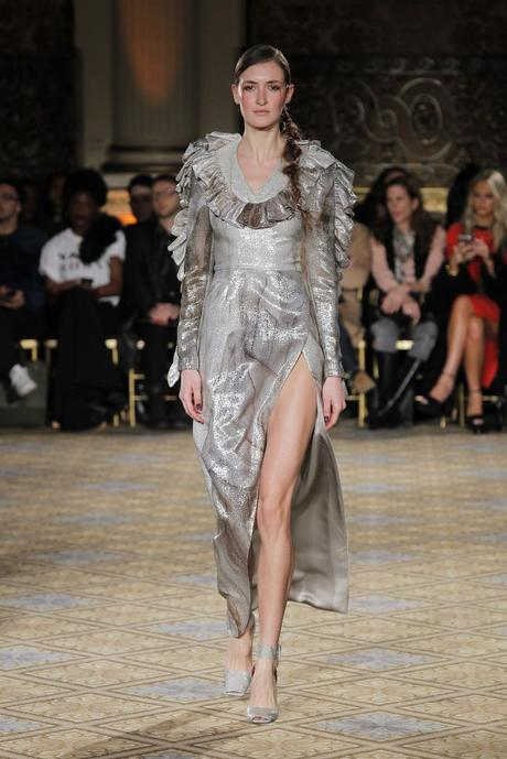 Christian Siriano , Fashion Week, New York, Automne-Hiver 2017-2018