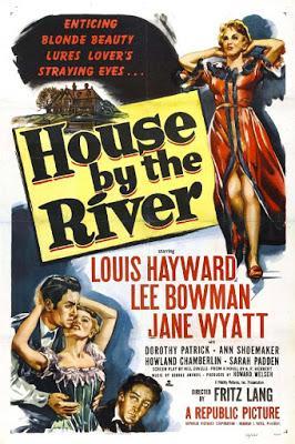 Au fil de l'eau (House by the river) Fritz Lang 1950