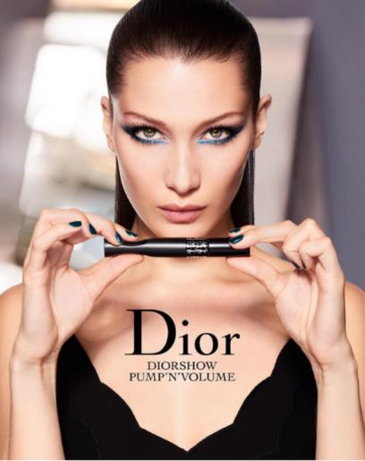 Beauté : Bella Hadid, nouvelle égérie beauté Dior