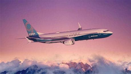 Boeing présente son premier 737 MAX 9