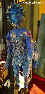 Le Centaure Bleu de la Compagnie Blin