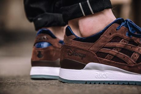Beauty and the Beast x Asics Gel Lyte 3