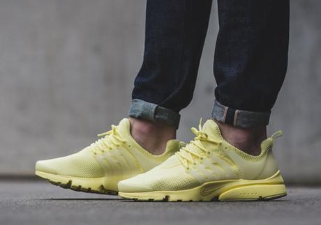 Nike Air Presto Ultra Breeze Lemon