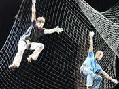 Ascension, chorégraphie Denis Welkenhuyzen