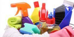 Santé : alerte aux composés toxiques dans les produits d'entretien de la maison