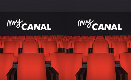Les 2 BIG NEWS de myCANAL sur iPhone - iPad et Apple TV à ne pas manquer avec cette MAJ