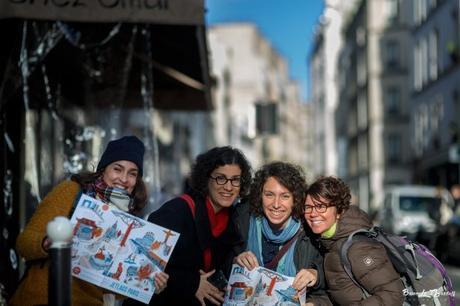 Jetlags découverte des quartiers de Paris