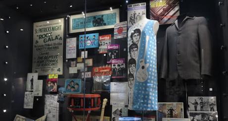 Liverpool va accueillir le BRITISH POP MUSEUM