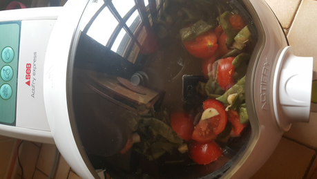 Coco plat tomate