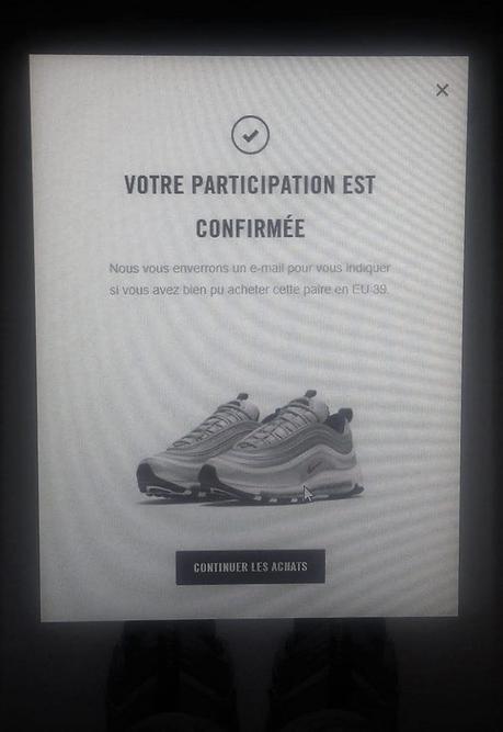 {sneakers} Est ce que Nike va trop loin ?