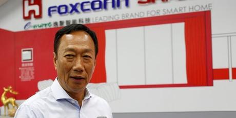 Production d'iPhone : l'implantation de Foxconn aux États-Unis incertaine