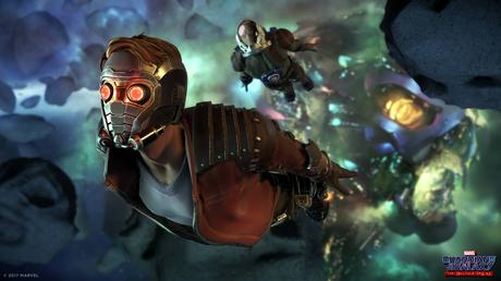 Marvel's Guardians of the Galaxy: The Telltale Series – Premières images