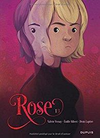 Rose, tome 1 : Double d'Emilie Alibert, de Valerie Vernay et Denis Lapière