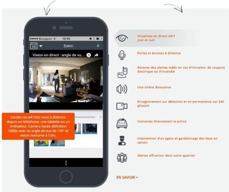 Kiwatch, vidéosurveillance made in France