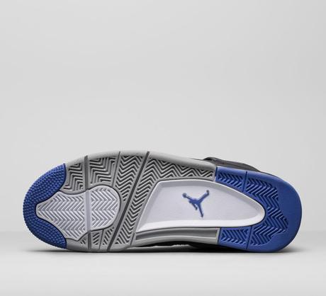 Air Jordan 4 Motorsports Alternate