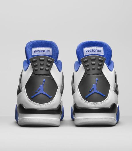 Air Jordan 4 Retro Motorsports