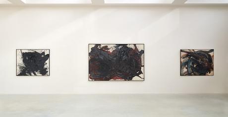 KAZUO SHIRAGA @ AXEL VERVOORDT GALLERY – ANTWERP – OPENING