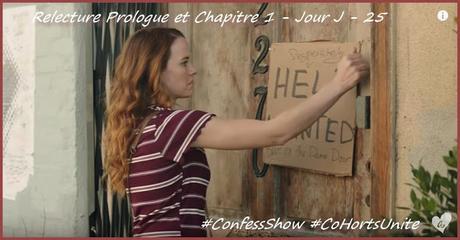 Relecture #ConfessShow de Colleen Hoover - Jour J -25