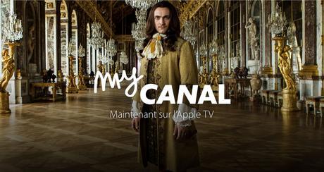 Plus besoin de décodeur avec myCANAL sur Apple TV