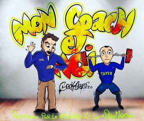 Mon « Coach et moi », Épisode 7 ! Rubrique co-animée avec mon Coach Sébastien !