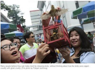La bastardisation du bouddhisme thaïlandais (éditorial )